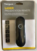Targus Laser Presentation Remote - Powered By Energizer Max
