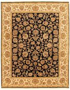 Hand-knotted Carpet 8and0392 X 10and0392 Traditional Vintage Wool Rug