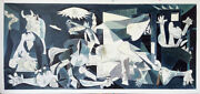 Picasso Style Huge Canvas Hand Painted Oil Paintings - 60x28 Guernica 1937
