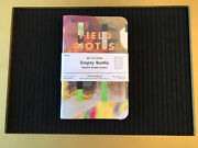 Field Notes Single Pack Of 3 Notebooks Brand New Sealed