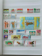 Lot 13031 Collection Stamps Of Indonesia 1970-1984.