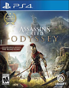 Ps4 Action-assassins Creed Odyssey Replen Ps4 New