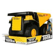 New Tonka - Steel Classics - Toughest Mighty Dump Truck Toy Kids Gift Durable