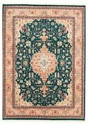 Vintage Hand-knotted Carpet 9and0391 X 12and0396 Traditional Oriental Wool Area Rug