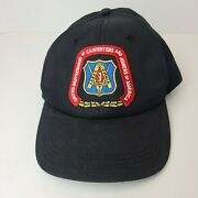 Rare United Brotherhood Of Carpenters And Joiners Local 1370 Union Made Hat 1975