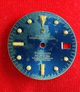 Vintage Rolex Submariner 660ft=200m, 1680/8 Nipple Dial Part Only Used Dial