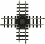 Bachmann Industries Large G Scale - 90 Degree Crossing Steel Alloy Track