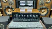 Sansui Au-999 Integrated Amplifier Very Good Condition Moving Work With Case