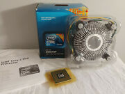 Intel Bx80570e8400 Slb9j Core 2 Duo E8400 6m 3.00ghz 1333mhz