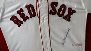 Ted Williams Framed/signed1942 Mitchell And Nessred Sox Jersey-psa Authenticated