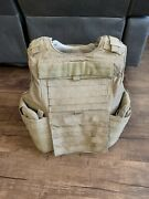 Imtv Usmc Original Body Armor Made With Kevlar