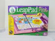 Leapfrog Leappad Learning System Pink Learning System 4+