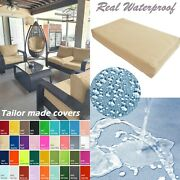 Tailor Made Coverpatio Bench Cushion Waterproof Outdoor Swing Sofa Daybed Dw14