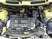 02-08 Mini Cooper S Supercharged 1.6l Engine/motor Assembly No Supercharger