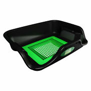 Harvest More Trim Bin Filter Screen Workstation Container With Collection Bag