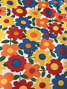Vintage Marvalon Flower Power Contact Paper