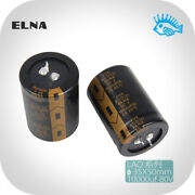 10000uf 80v For Audio Elna Lao Series Fever Filter Electrolytic Capacitor 35x50