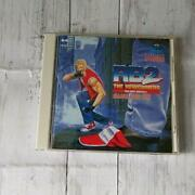 Real Bout 2 Arrange Sound Trax Cd Ost Japan Retro 1998 W/boxed Spine Excellente