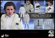 Hot Toys – Mms423 – Star Wars The Empire Strikes Back –1/6th Princess Leia Toy