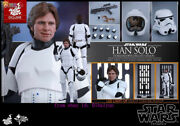 Hot Toys Andndash Mms418 Andndash Star Wars Episode Iv A New Hope - 1/6th Han Solo Action