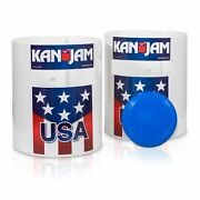 Kan Jam Portable Multiplayer Disc Slam Outdoor Game With 2 Targets And 1 Disc