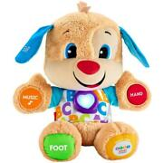Fisher-price Laugh And Learn Smart Stages Puppy Learning Musical Plush Stuffed Toy