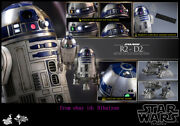 Hot Toys – Mms408 – Star Wars The Force Awakens – 1/6th Scale R2-d2 Action Toy
