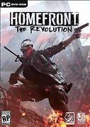 Homefront The Revolution - Pc, New Video Games