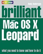 Brilliant Mac Osx Leopard What You Need To Kn... By Johnson, Mr Steve Paperback