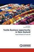 Textile Business Opportunity In New Zealand Import And Export Of Textile Nz By Su