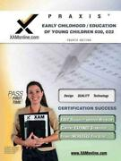 Praxis Early Childhood/education Of Young Children 020 022 Teacher Certificatio