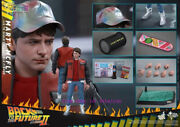 Hot Toys Andndash Mms379 Andndash Back To The Future Part Ii Andndash 1/6th Scale Marty Mcfly Action
