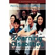 Learning Disabilities The Ultimate Teen Guide It Happ - Hardback New Paquette