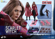 Hot Toys Andndash Mms370 Andndash Captain America Civil War Andndash 1/6th Scale Scarlet Witch Toy
