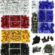 Aftermarket Fit For Bmw R1200r R1200gs R1200gs S1000xr Full Fairing Bolts Kit
