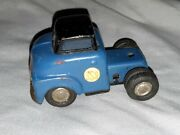 Sss Japan Tin Friction Ny Tractor Trailer Cab Only