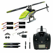Rc Helicopter Rtf Eachine E180 6ch 3d6g System Dual Brushless Direct Drive Motor