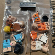 New Lego Ideas The Flintstones All 4 Minifigures And Printed Brick 21316