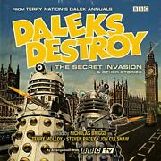 Daleks Destroy The Secret Invasion And Other Stories From Th... By Nation Terry