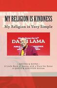 My Religion Is Kindness By R. Pasinski English Paperback Book Free Shipping