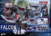 Hot Toys Andndash Mms361 Andndash Captain America Civil War Andndash 1/6th Scale Falcon Action Toy