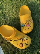 Classic Crocs X Justin Bieber With Drew House Clog Available 4-10 Menandwomen New