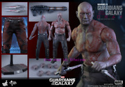 Hot Toys Andndash Mms355 Andndash Guardians Of The Galaxy 1/6th Scale Drax Action Figure Toy