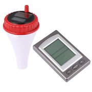 1pc Professional Swimming Pool Thermometer Wireless Digital Floating Thermometer