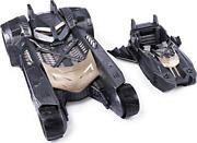 Batman Batmobile And Batboat 2-in-1 Transforming Vehicle For Use With Batman