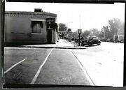 Vintage Photograph And03951 Budweiser/coors Beer Signs Harper Kansas Police Old Photo