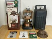 Coleman First Season Lantern + Carry Case Year Of 2005 Limited Edition Japan