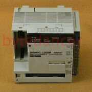 1pc Used Brand Omron Controller C200h-cpu22 Tested In Good Condition