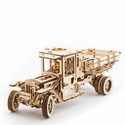 Truck Ugm-11 Large Scale Toy Trucks 3d Wooden Truck Puzzles For Adults For Gifts
