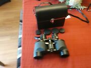 Swift Binoculars Includes Neck Strap Lens Covers And Case With Strap